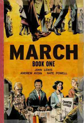 March By Lewis, John/ Aydin, Andrew/ Powell, Nate (ILT)